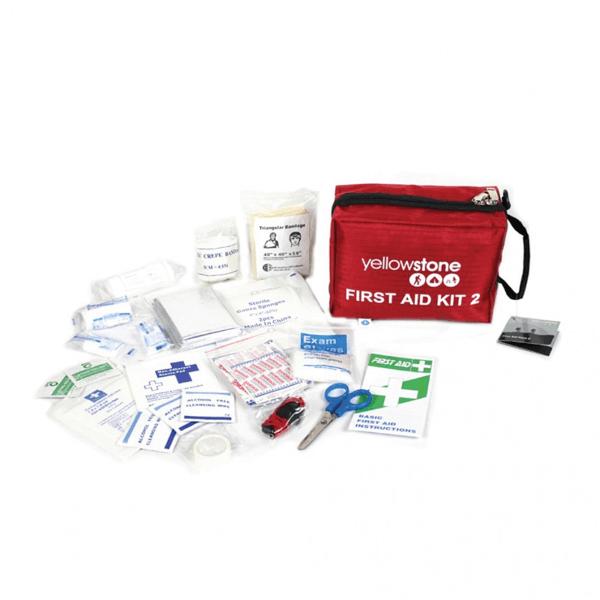 Førstehjælpssæt