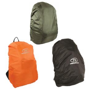 Highlander regnslag til rygsæk 20-30 liter