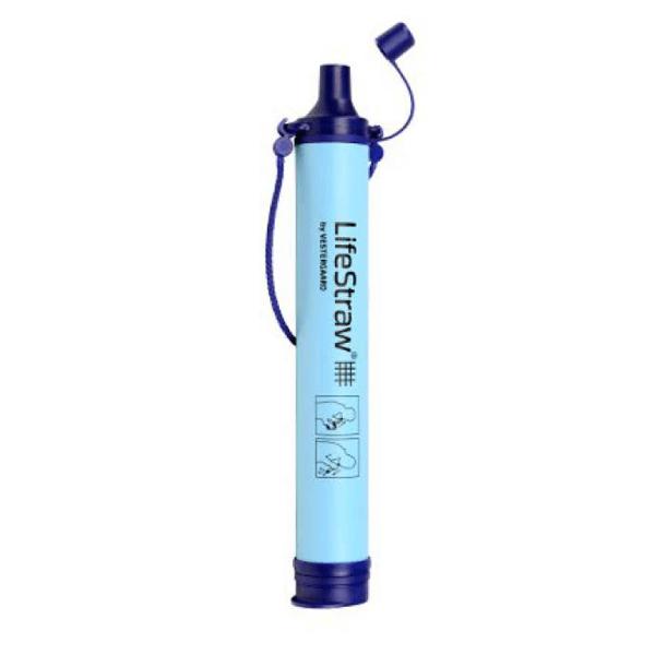 Lifestraw personligt vandfilter blå