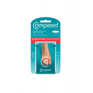 Compeed small 6 stk vabelplaster