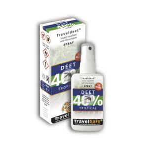 Myggespray 40% DEET