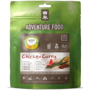 Frysetørret mad Chicken Curry