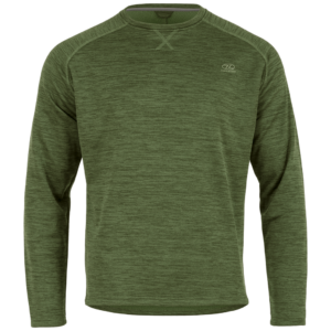 Highlander Crew Neck Sweater Mid-layer grøn