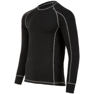 Highlander Bambus Base layer shirt herre