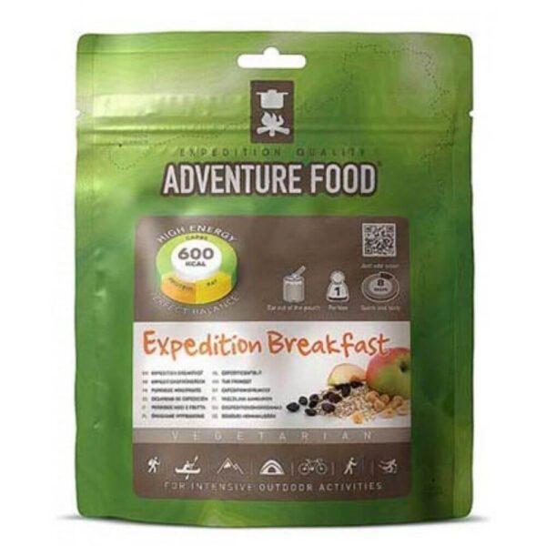 Frysetørret mad Expedition Breakfast