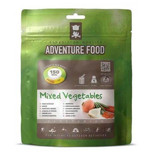 Frysetørret mad Mixed Vegetables