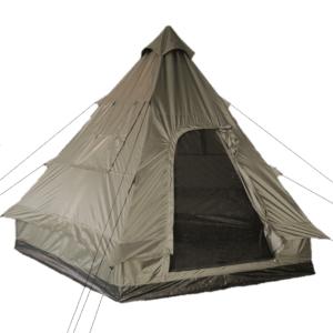 Mil-tec Pyramide Tipi telt 4 personers telt