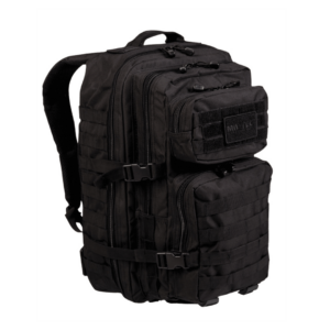 Mil-Tec US Assault 36L rygsæk sort