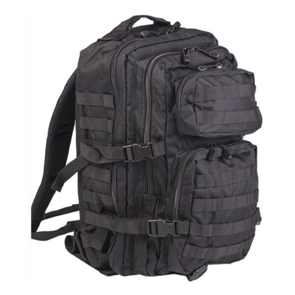 Mil-Tec US Assault 36L rygsæk sort