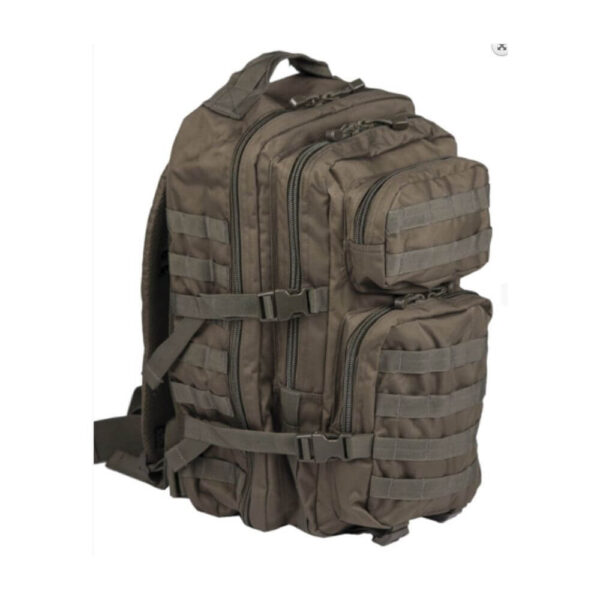 Mil-Tec US Assault 36L rygsæk grøn
