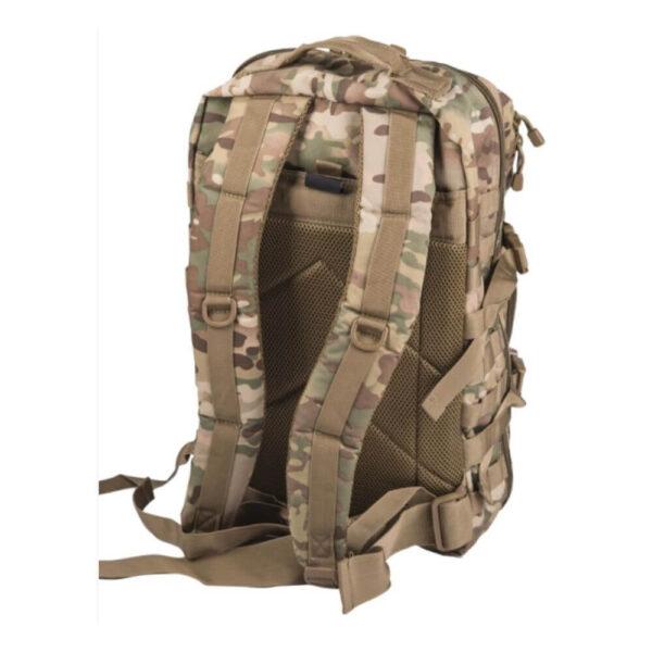 Mil-Tec US Assault 36L rygsæk multiterræn sløring