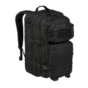 Mil-Tec US Black Laser Cut Assault 36L rygsæk