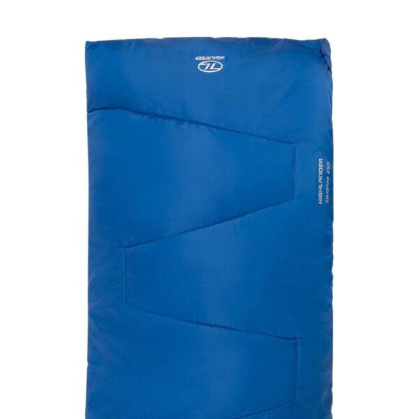 Highlander Sleepline 250 2 sæsons sovepose blå