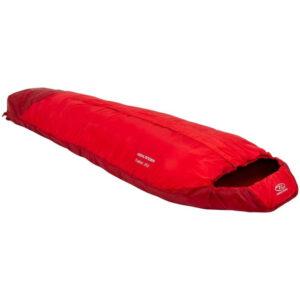 Highlander Trekker 250 3-sæsons sovepose rød
