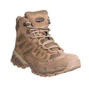Mil-Tec Squad Boot vandrestøvler Sand