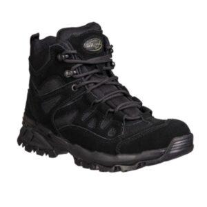 Mil-Tec Squad Boot vandrestøvler Sort