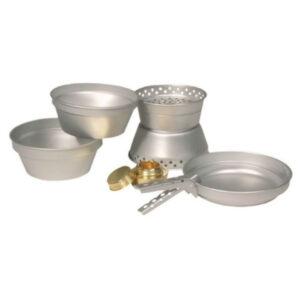 Mil-Tec stormkøkken Inklusiv spritbrænder