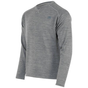 Highlander Crew Neck Sweater Mid-layer grå