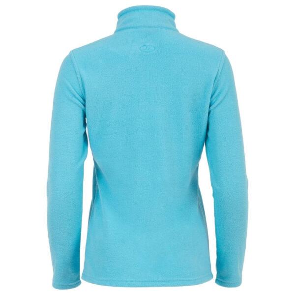 Highlander Ember fleecetrøje til kvinder blå