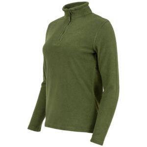 Highlander Ember fleecetrøje til kvinder grøn
