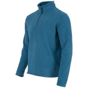 Highlander Ember fleecetrøje til mænd blå