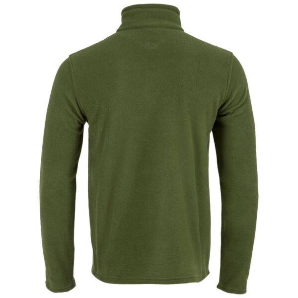 Highlander Ember fleecetrøje til mænd grøn