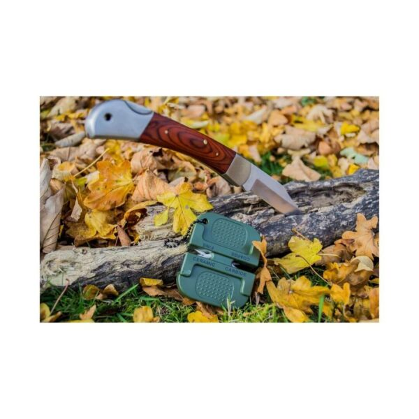 Highlander knivsliber kompakt størrelse