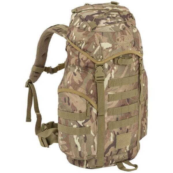 Highlander Pro Force rygsæk 33 liter camo
