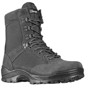 Mil-Tec Tactical Boot vandrestøvler med lynlås urban grey