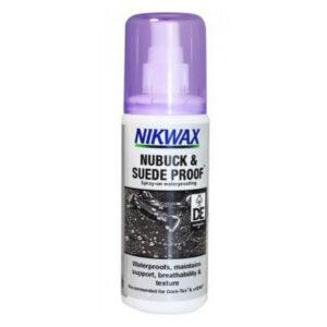 Nikwax Nubuck Proof spray-on ruskind imprægnering