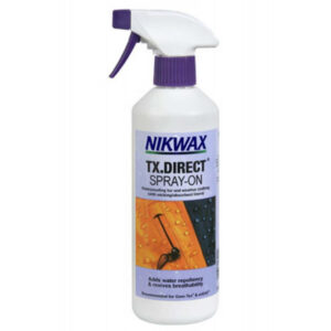 Nikwax TX Direct Spray-on imprægnering
