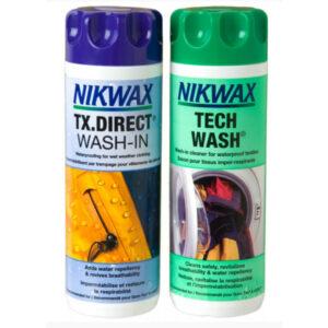 Nikwax Twinpack Tech Wash/TX-Direct - 2 x 300 ml