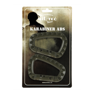 Mil-Tec Karabinhager ABS 2 stk