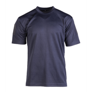 Mil-Tec tactical quick-dry T-shirt blå