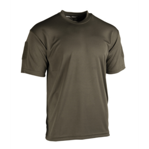 Mil-Tec tactical quick-dry T-shirt grøn