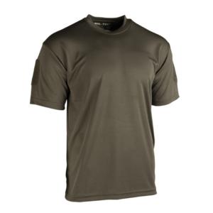 Mil-Tec tactical quick-dry T-shirt grøn