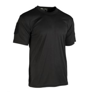 Mil-Tec tactical quick-dry T-shirt sort