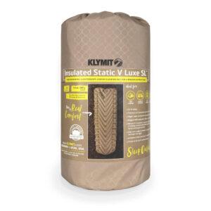 Klymit Insulated Static V Luxe SL liggeunderlag