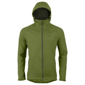 Highlander Stow&Go jakke grøn